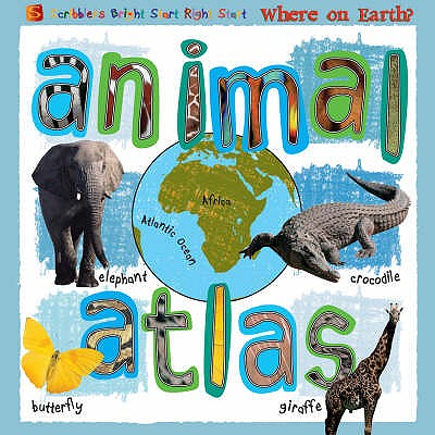 Animal Atlas By Williams, Mark
